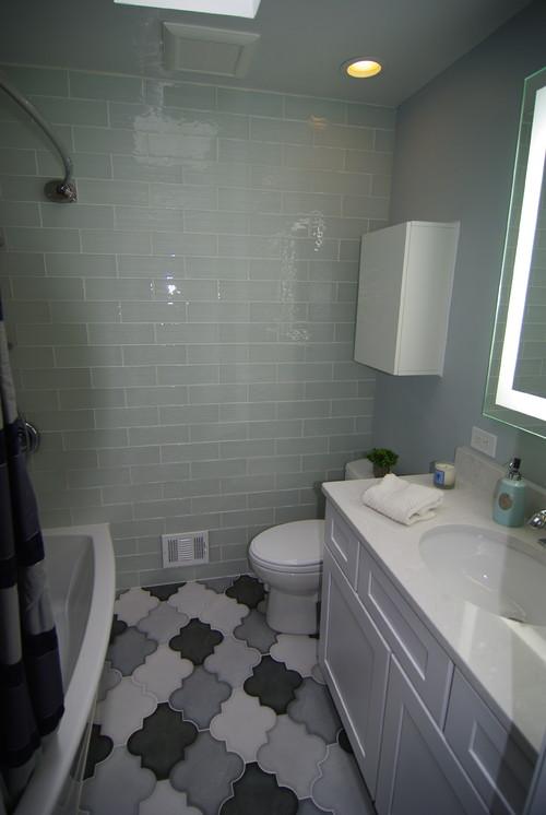 Lillie's Bath- After